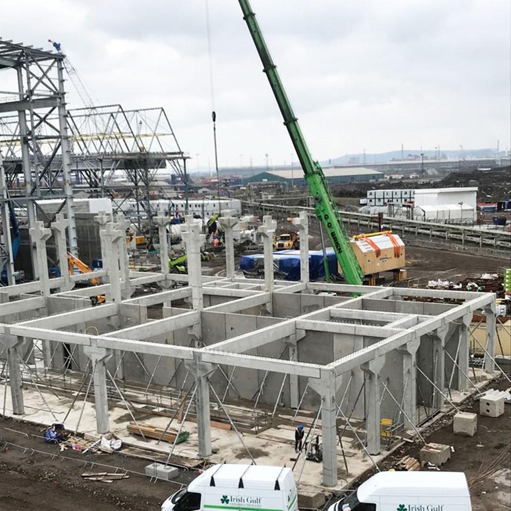 Tees Renewable Energy Biomass Power Station | Creagh