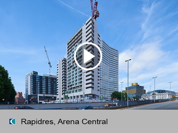Rapidres , Arena Central